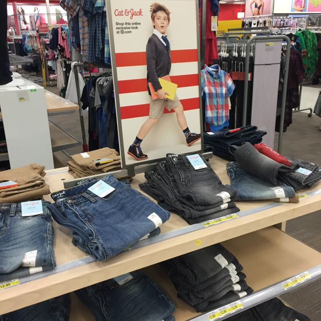 Target launches its new kids clothing line Cat & Jack.