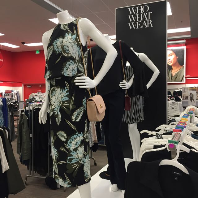 The Budget Babe gives a dressing room review of Who What Wear at Target.
