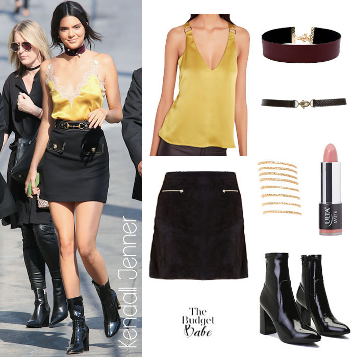 Kendall Jenner Look for Less