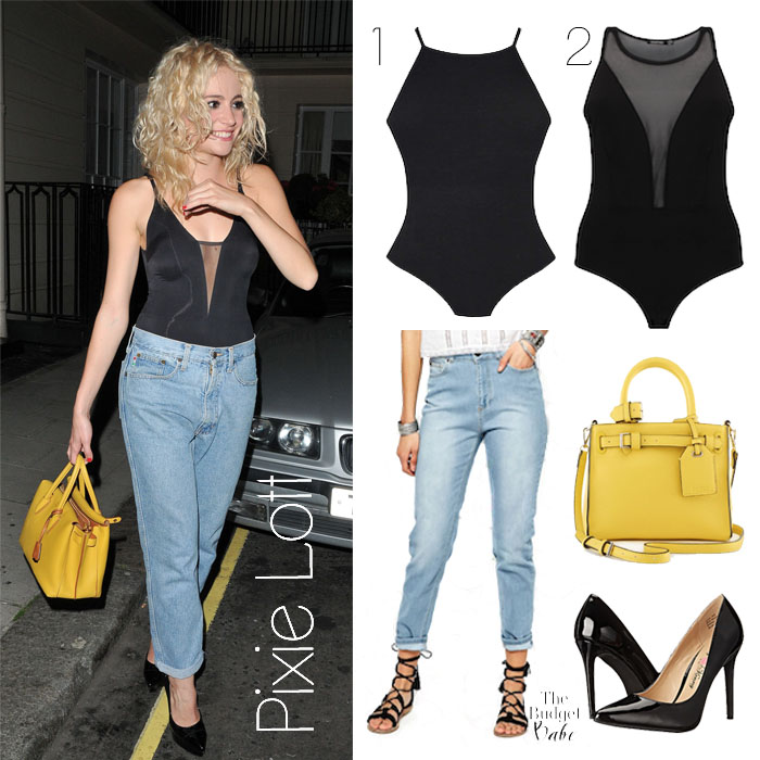 Pixie Lott Look for Less