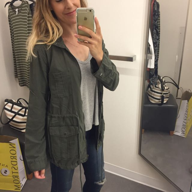 These dressing room pics will help you shop the Nordstrom Anniversary Sale .