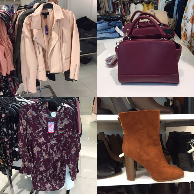 Fall finds at Forever 21
