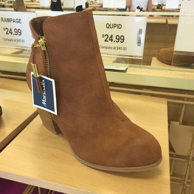 Fall fashions at Marshalls are affordable and on-trend.