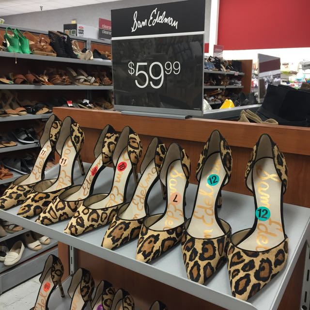 TJ Maxx Shoes