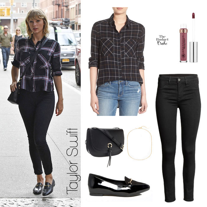 Taylor Swift Look for Less