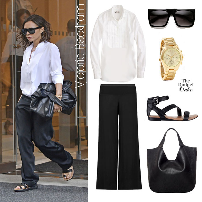 Victoria Beckham Look for Less