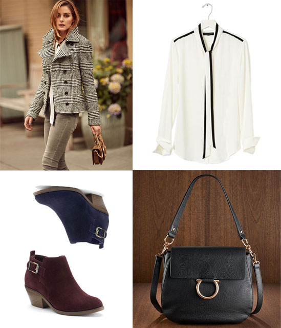Olivia Palermo for Banana Republic, genuine suede shoes and leather bags at Kohl's (yes, Kohl's!) and more must-read fashion news