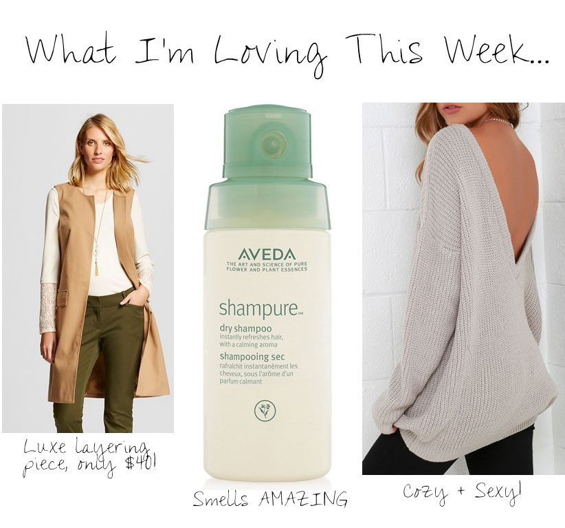 See what The Budget Babe is loving this week.
