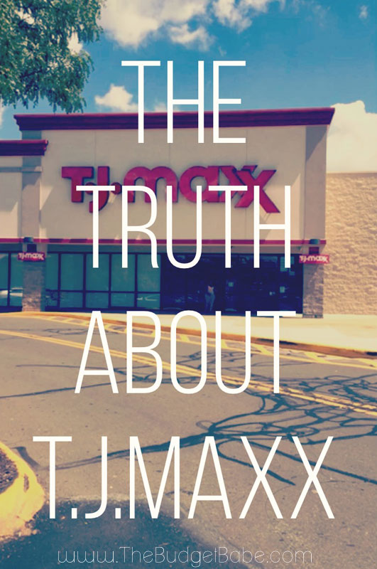 Does T.J.Maxx sell fakes and damaged goods? Here's the truth about shopping at stores like T.J.Maxx and Marshalls.