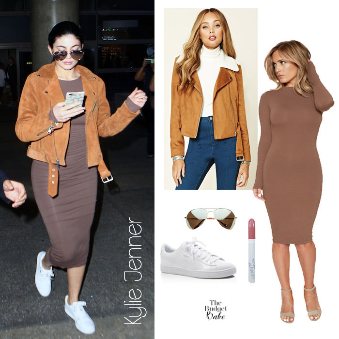 Kylie Jenner Look for Less