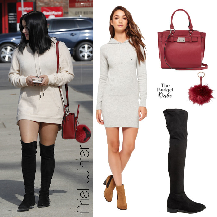 Ariel Winter Look for Less