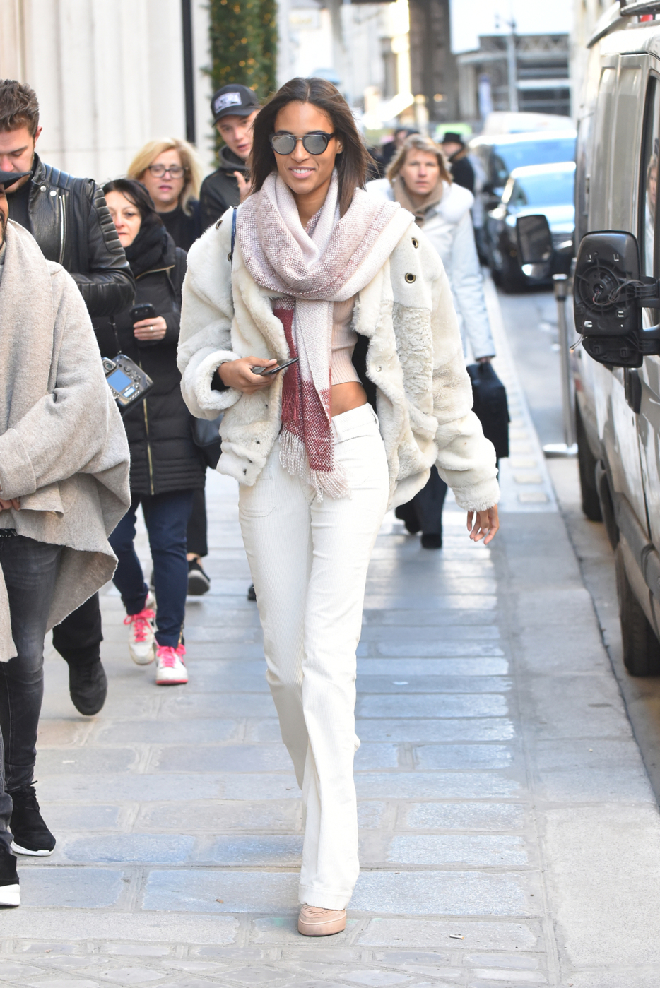 Joan Smalls Look for Less