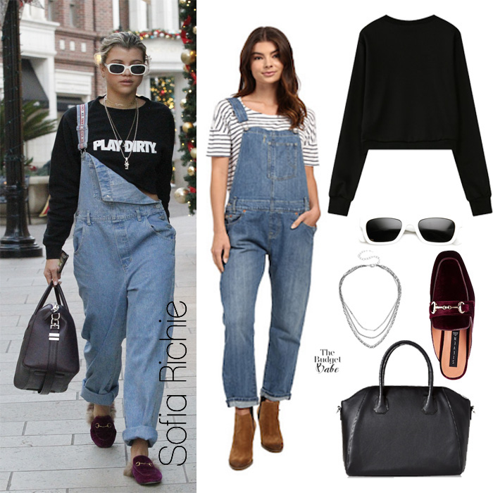 Sofia Richie Look for Less