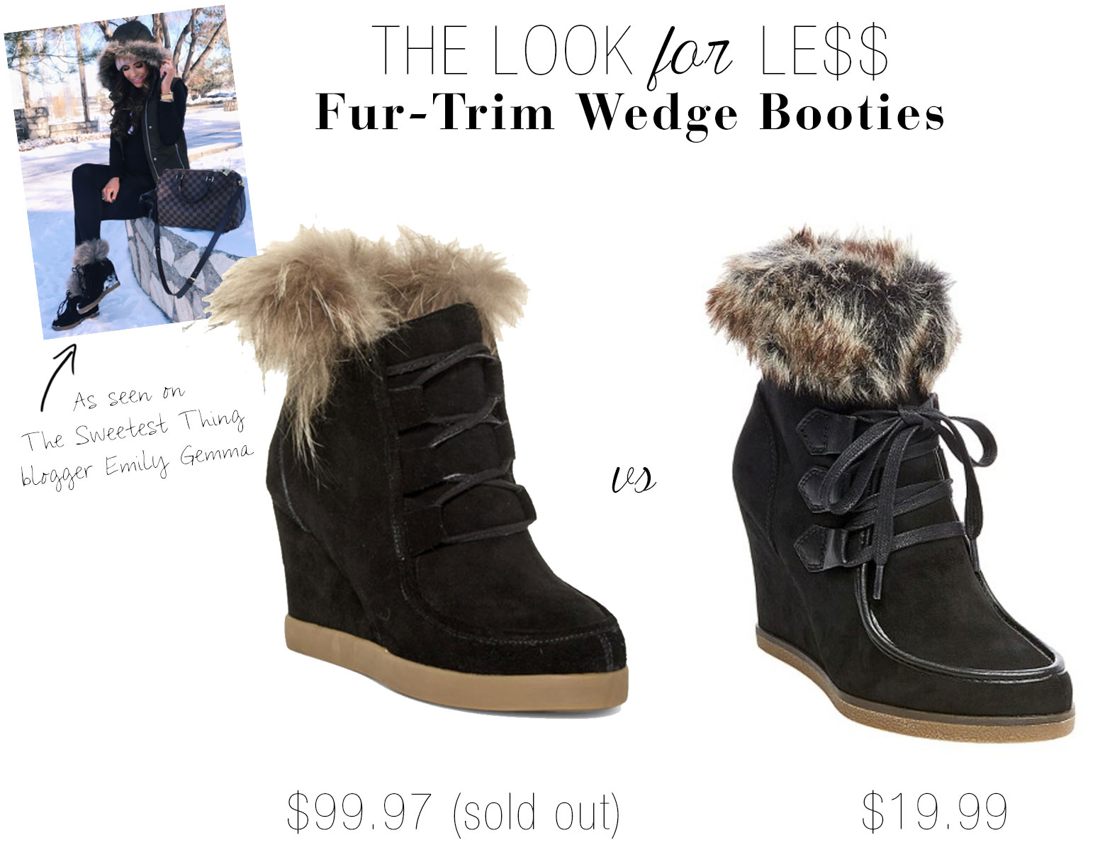 Find out where to buy the cutest winter boots under $20!