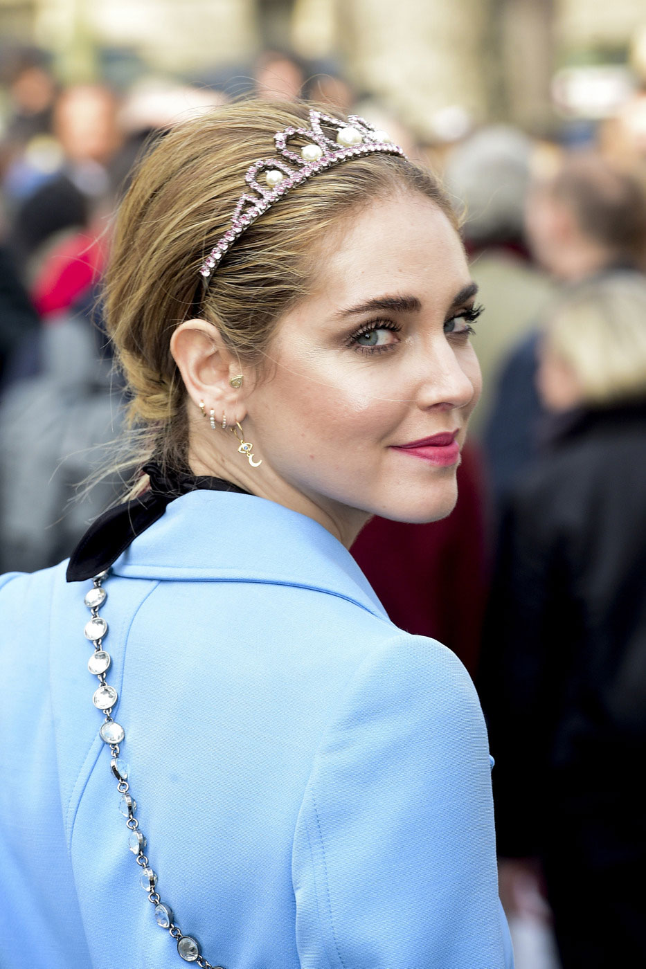 Would you wear a tiara for everyday?