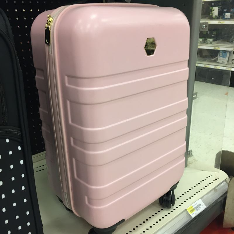 Off the Rack: Design Love Fest Luggage at Target - The Budget Babe ...