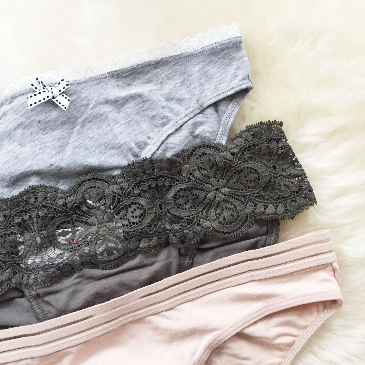 Get beautiful lingerie delivered to your doorstep with this subscription panty box service.