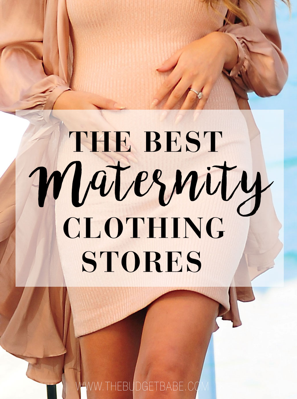 Check out this list of the best maternity clothing stores.