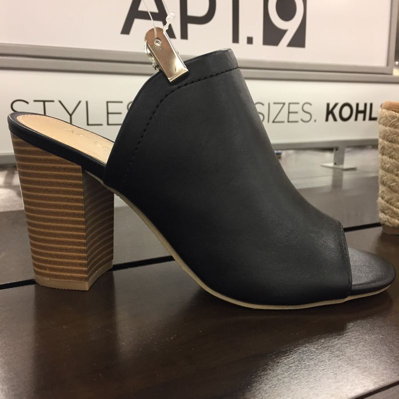 Kohl's has the cutest shoes for spring.