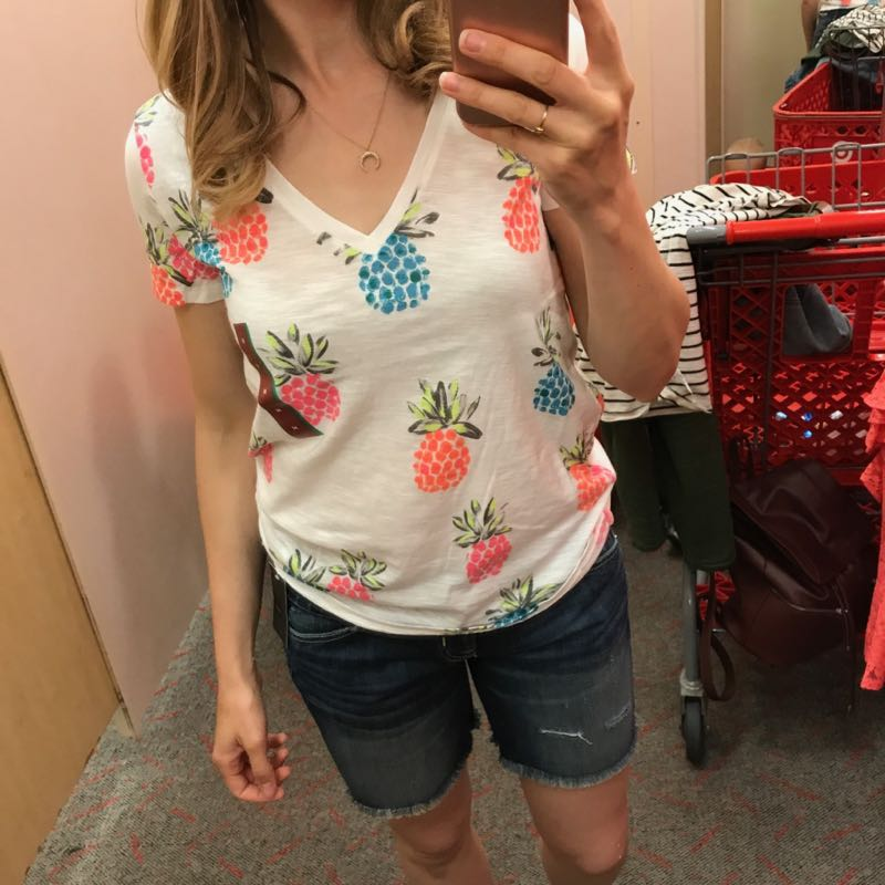 The Budget Babe reviews summer styles at Target.