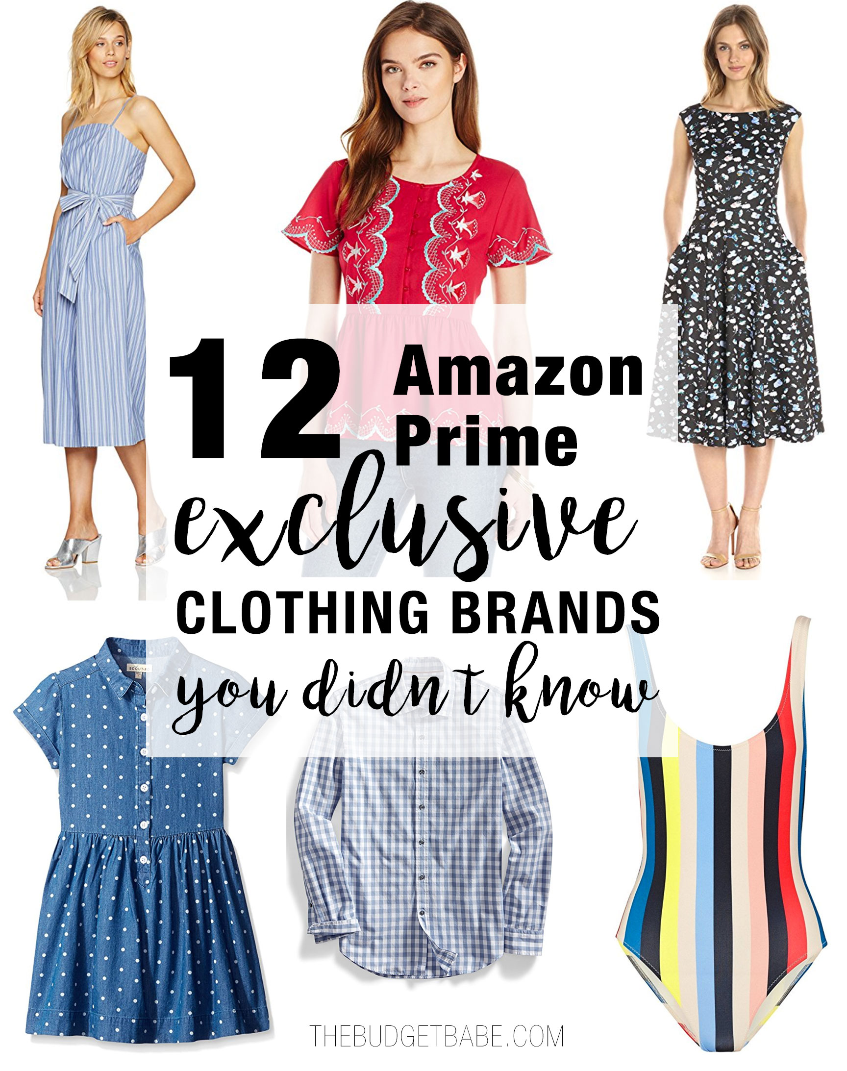 Did you know Amazon's in-house clothing brands aren't for everyone?