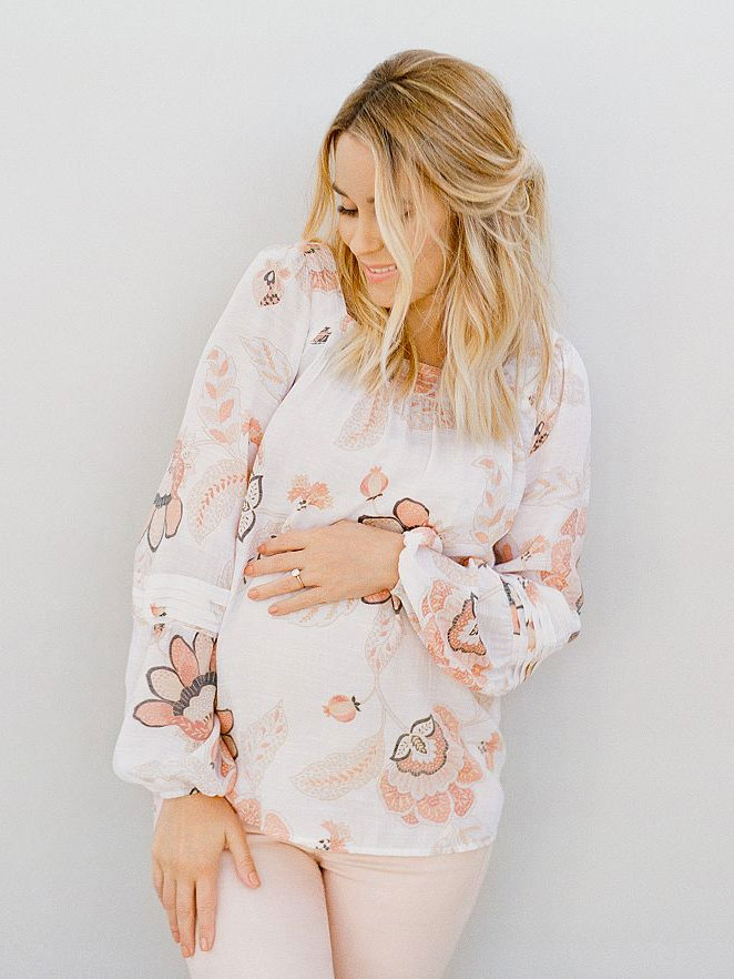 LC Lauren Conrad for Kohl's Maternity Clothing Line