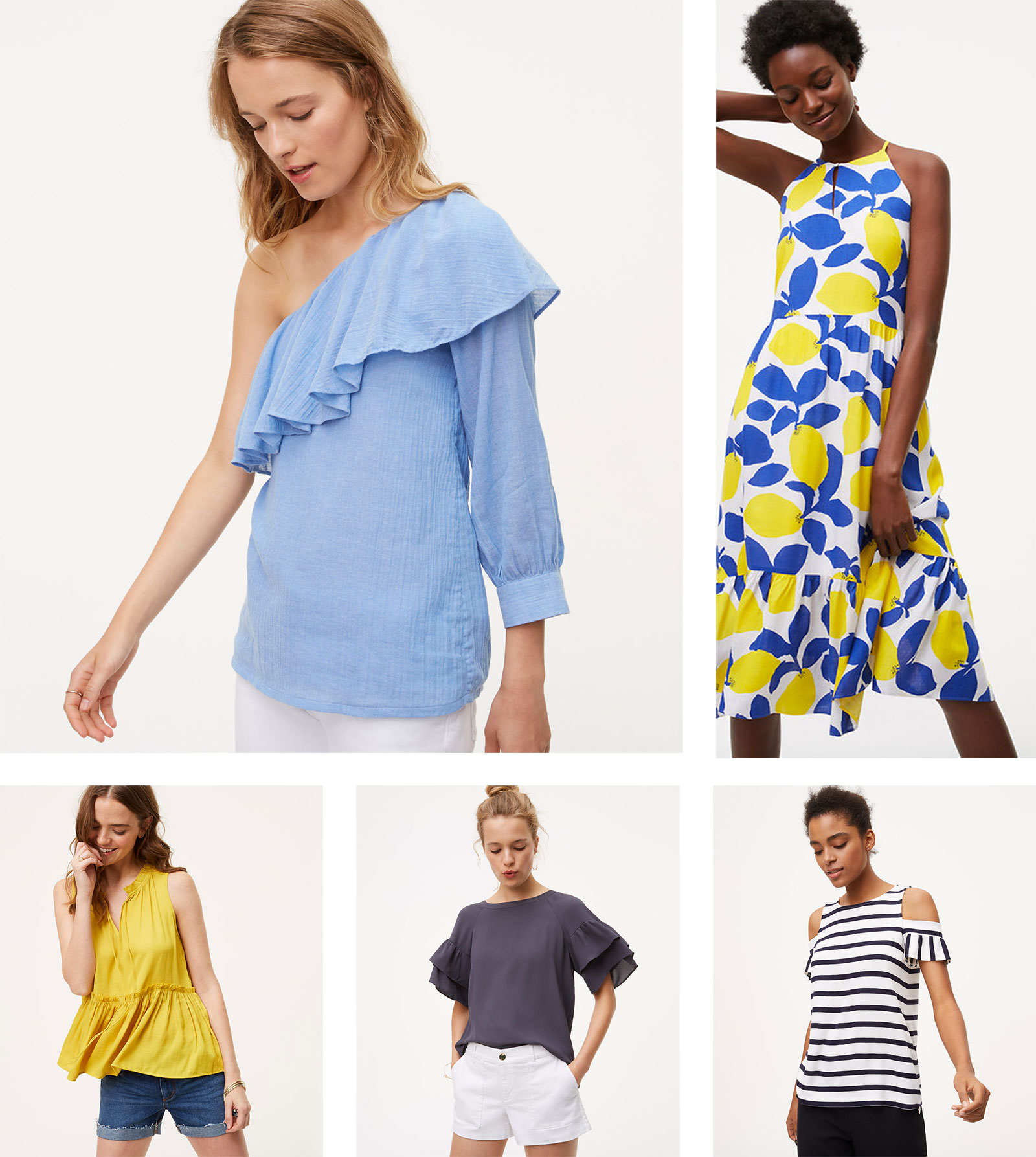 LOFT Summer Flash sale picks