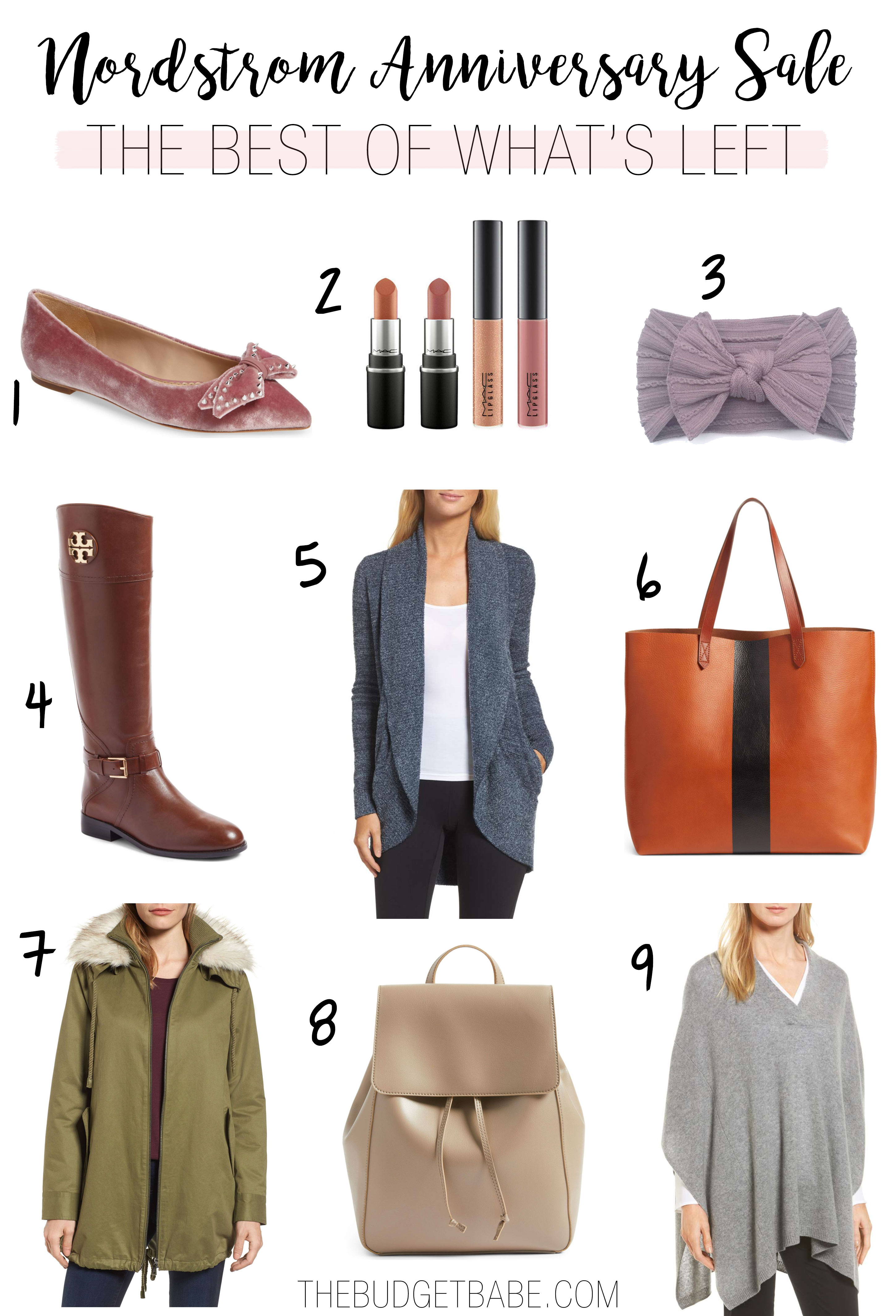 Nordstrom Anniversary picks to scoop up before the sale ends.