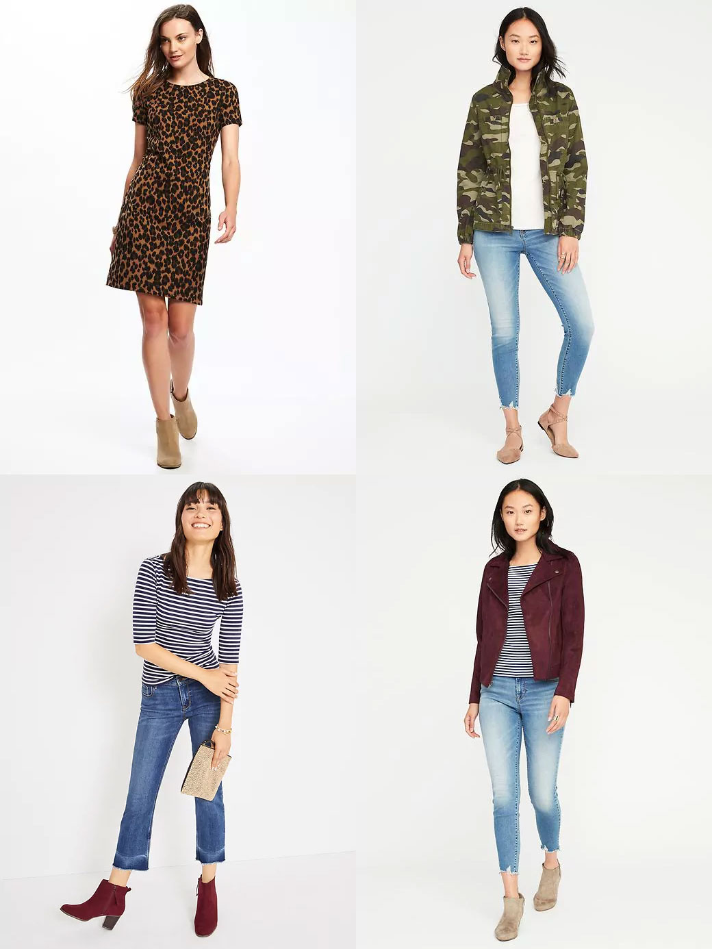 Old Navy fall finds