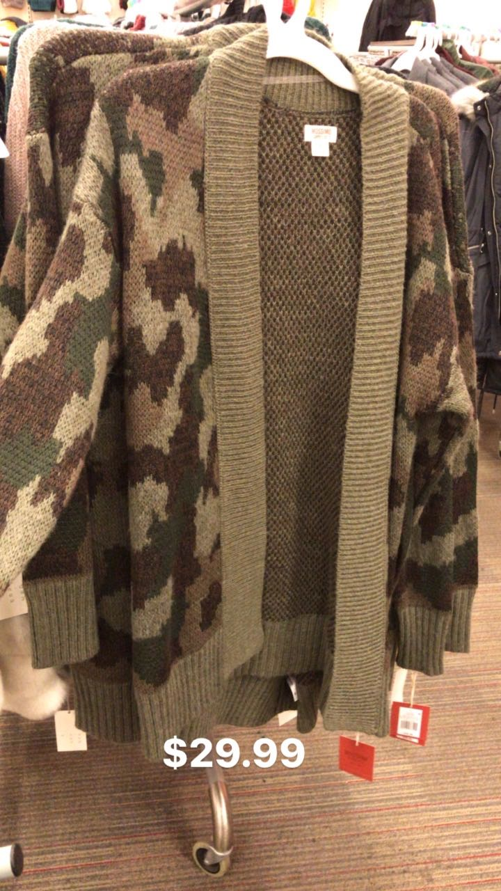 Off the Rack: Great Sweaters and Over-the-Knee Boots at Target ...