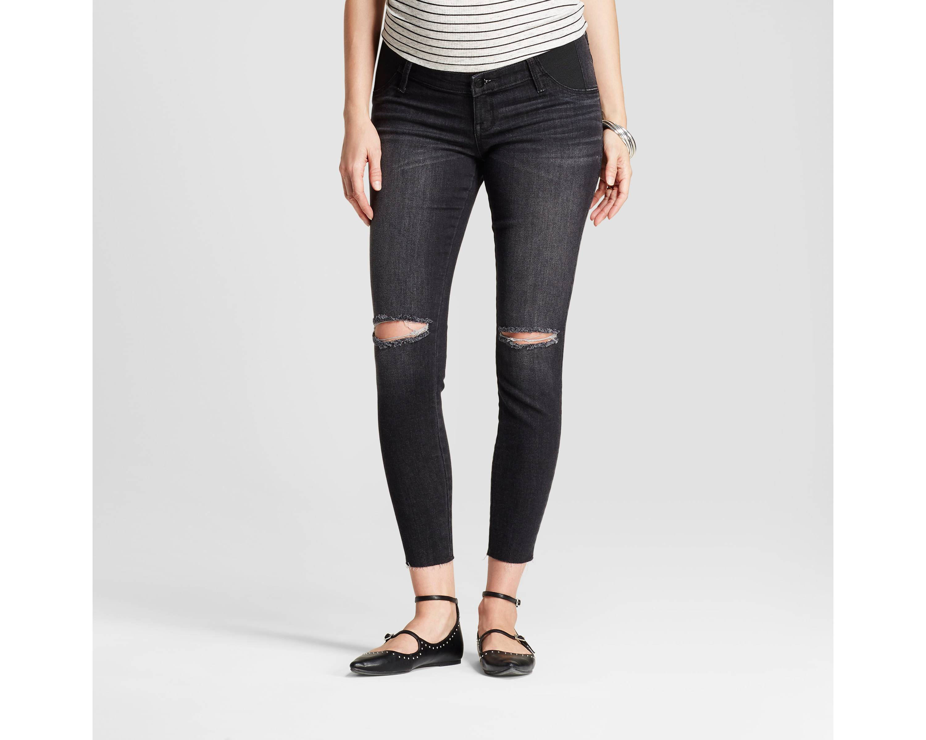 Isabel Maternity jeans review at Target