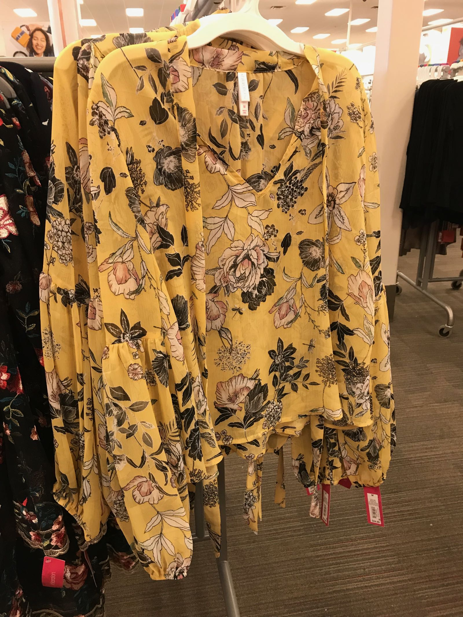 The cutest spring fashions at Target, from kimonos to babydoll dresses - and maternity styles too