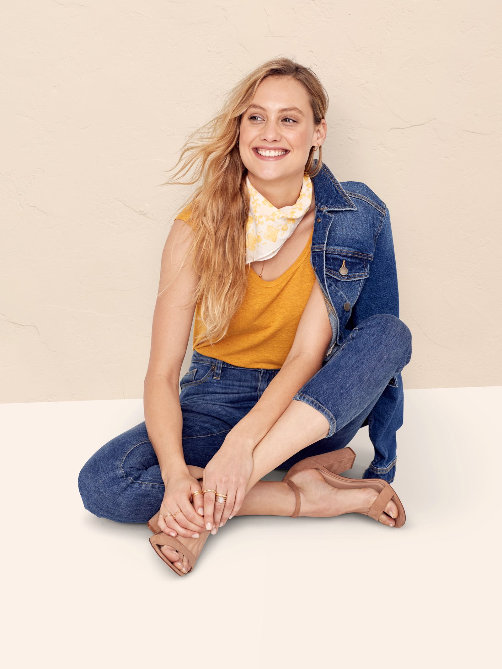 See the lookbook for Universal Threads, the new denim collection coming to Target on Feb. 4th.