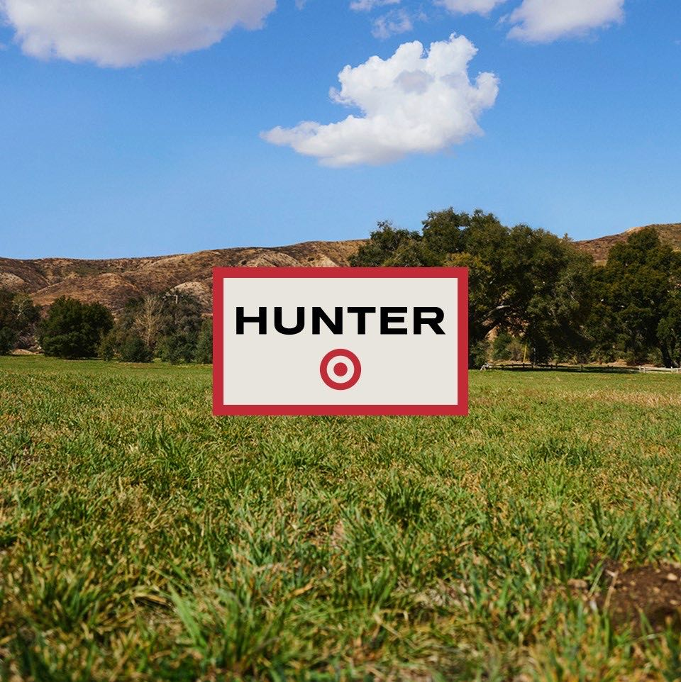 Hunter boots are coming to Target this April
