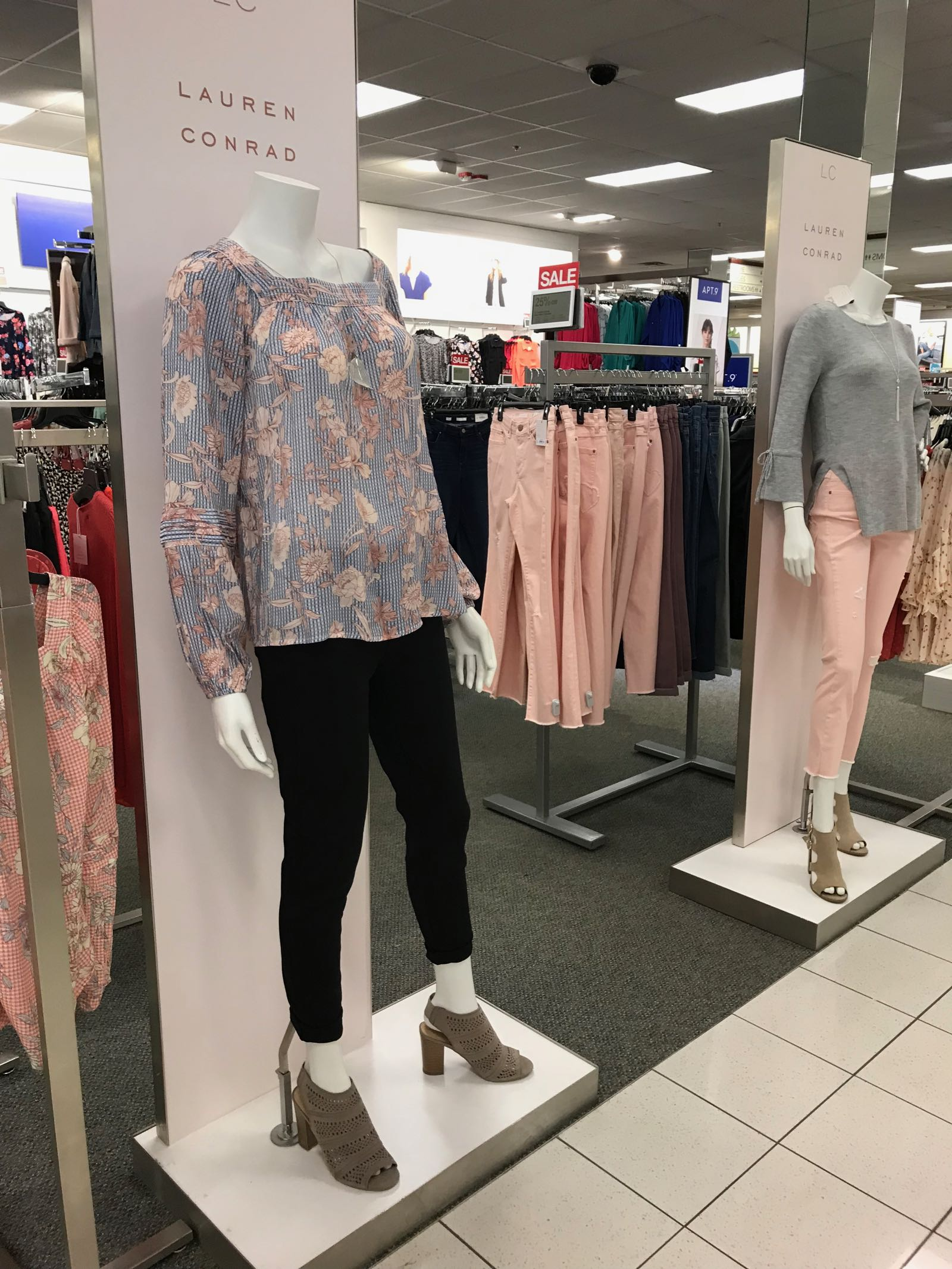 Cute spring fashions at Kohl's!