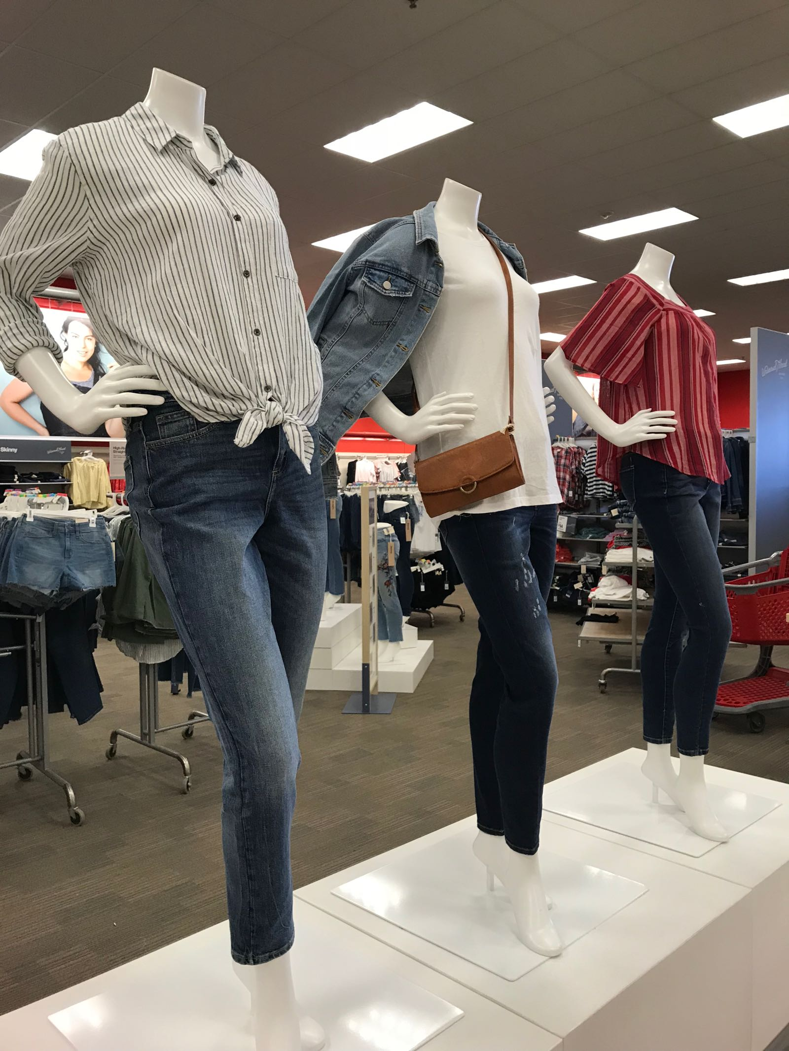 Universal Thread at Target review, like Madewell for less