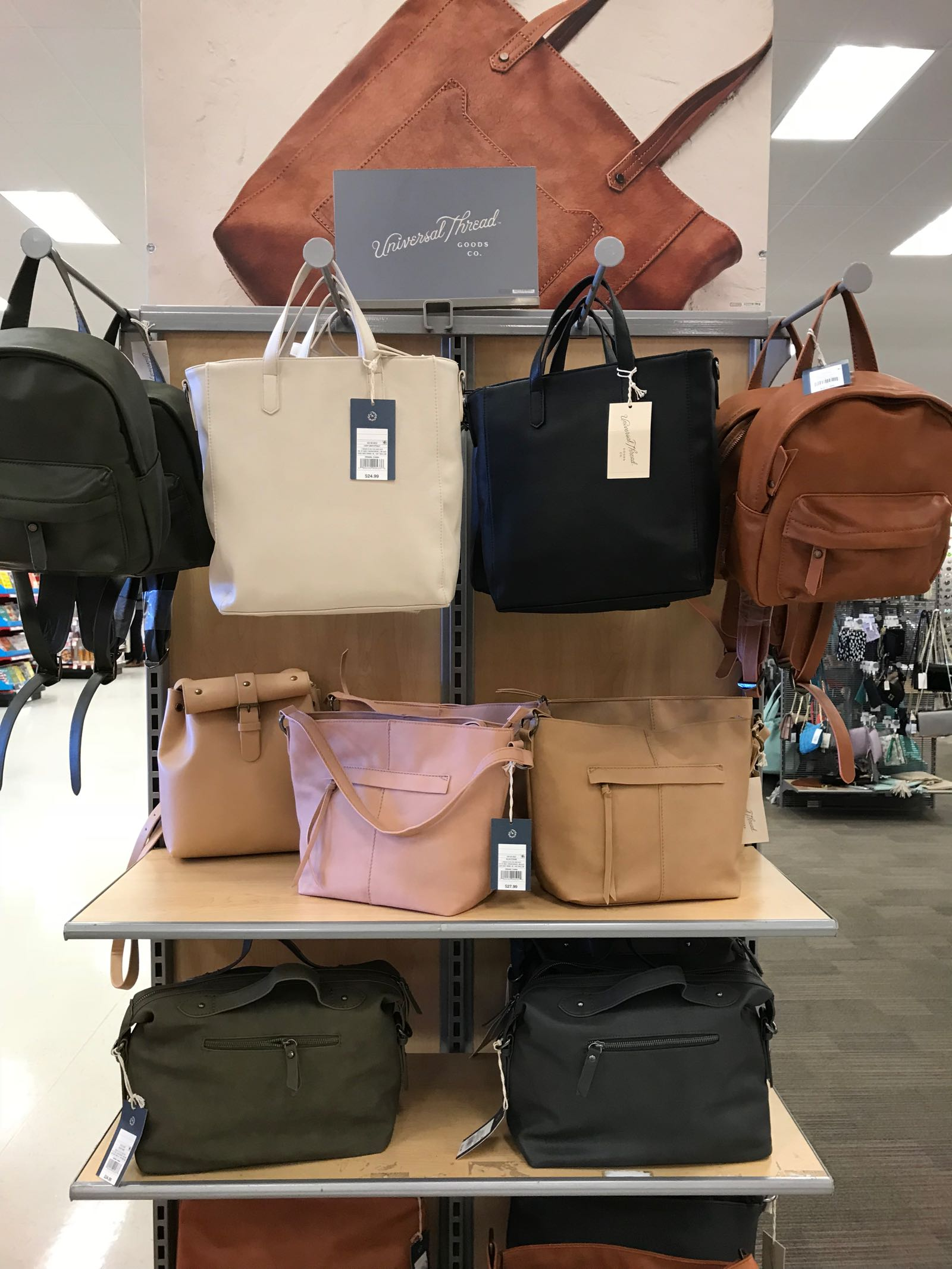 Universal Thread at Target review with in-store photos. Like Madewell for less!