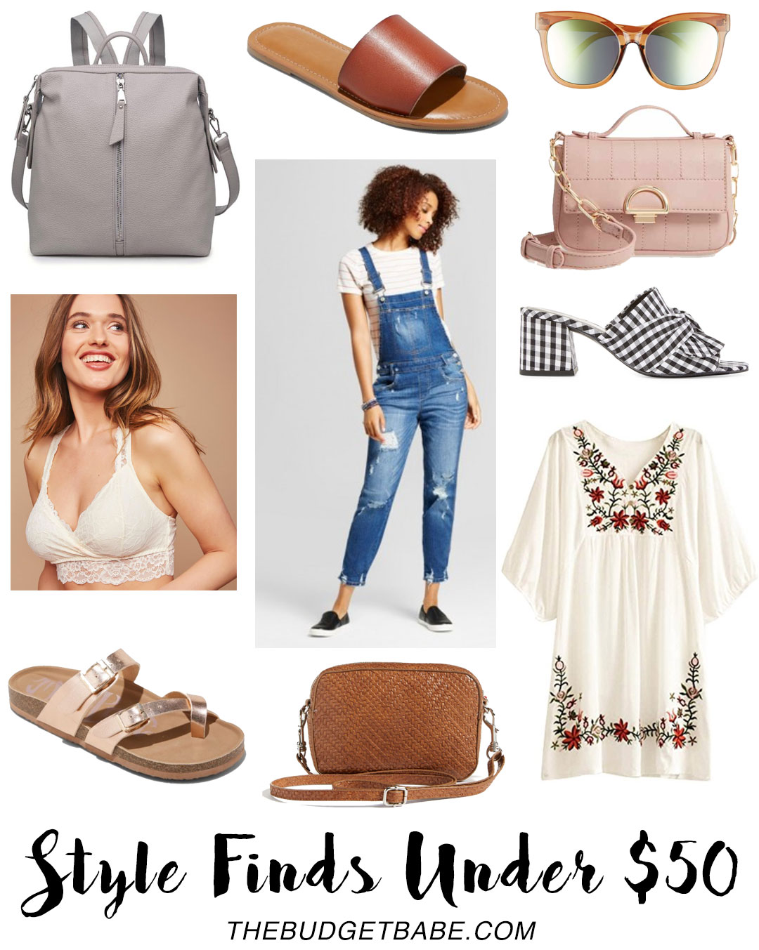 Style Finds Under $50 // Thebudgetbabe.com