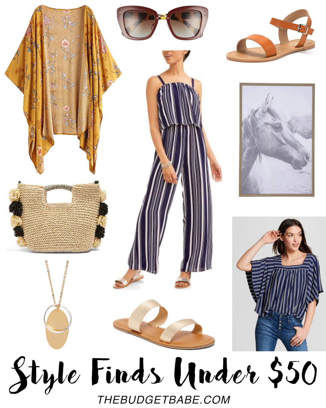 Style finds under $50