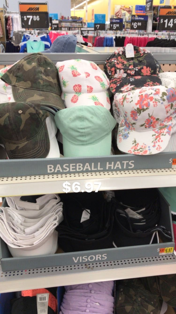 Walmart has some super cute stuff for spring!
