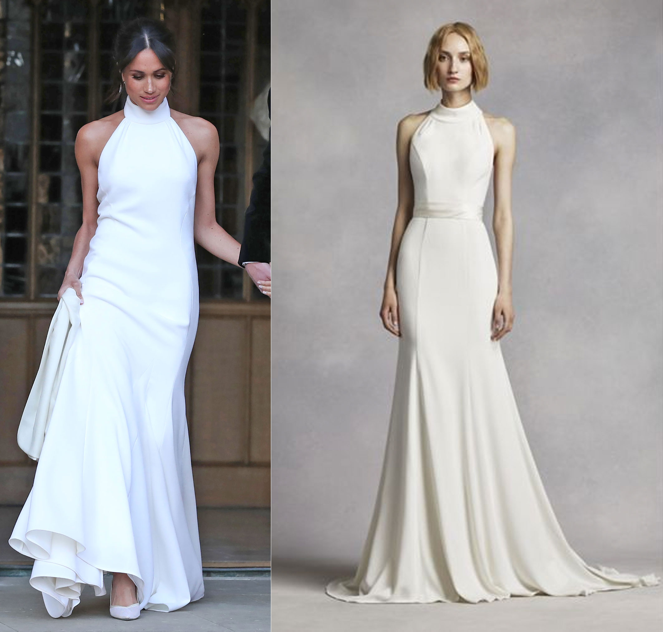 meghan markle halter wedding dress off 71 buy nova betel contabilidade