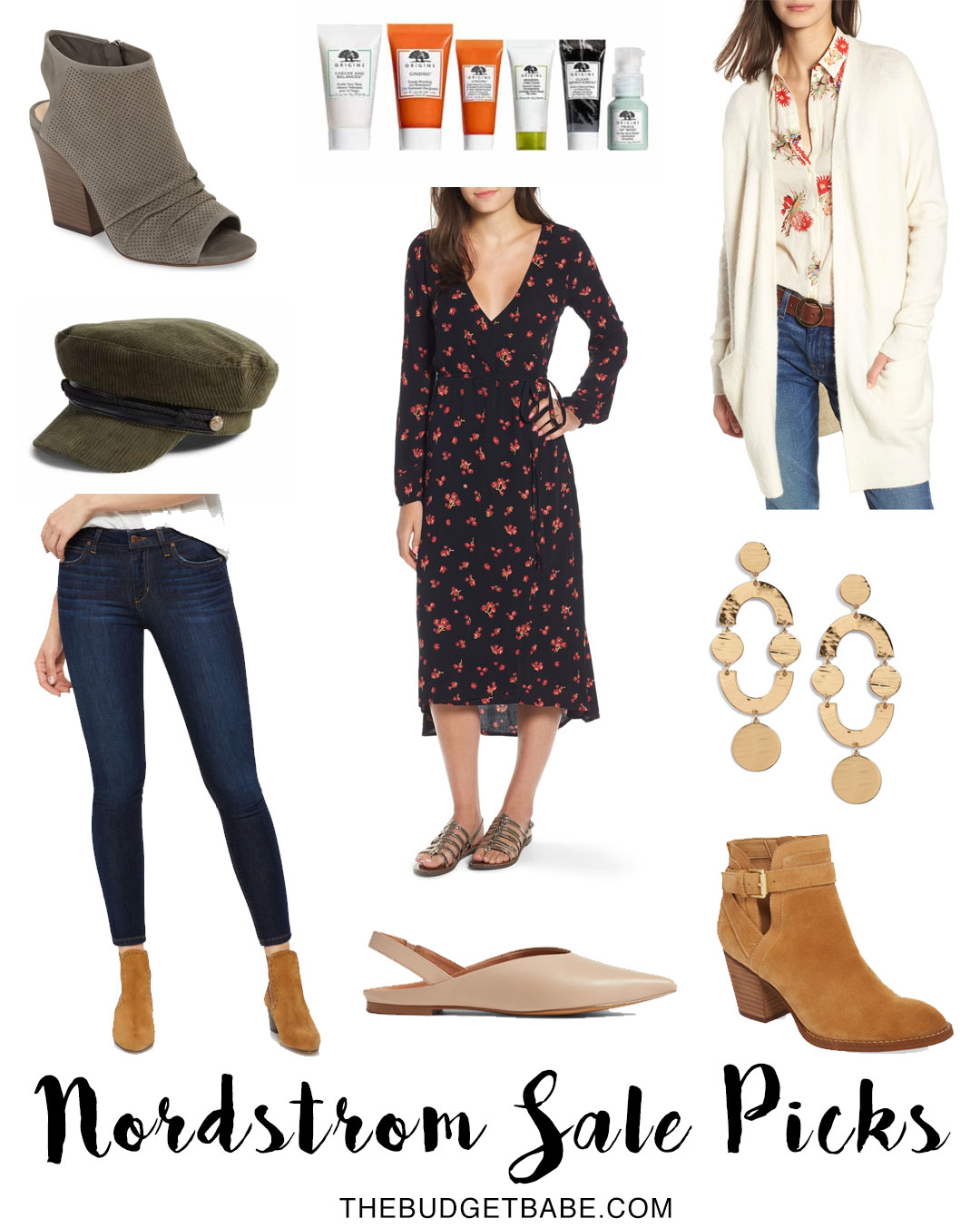 Nordstrom Anniversary Sale Fashion Blogger Picks on a Budget