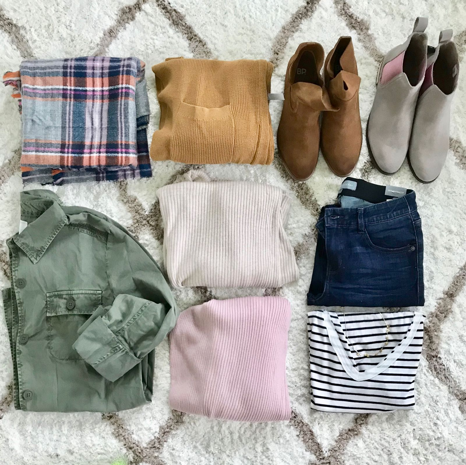Nordstrom Anniversary Sale - budget buys and easy outfit ideas!