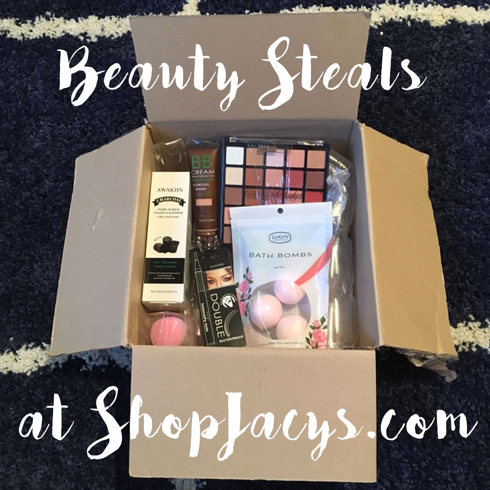 Shop Jacys Review: Beauty bargains mostly from $2 - $7, nothing over $20!