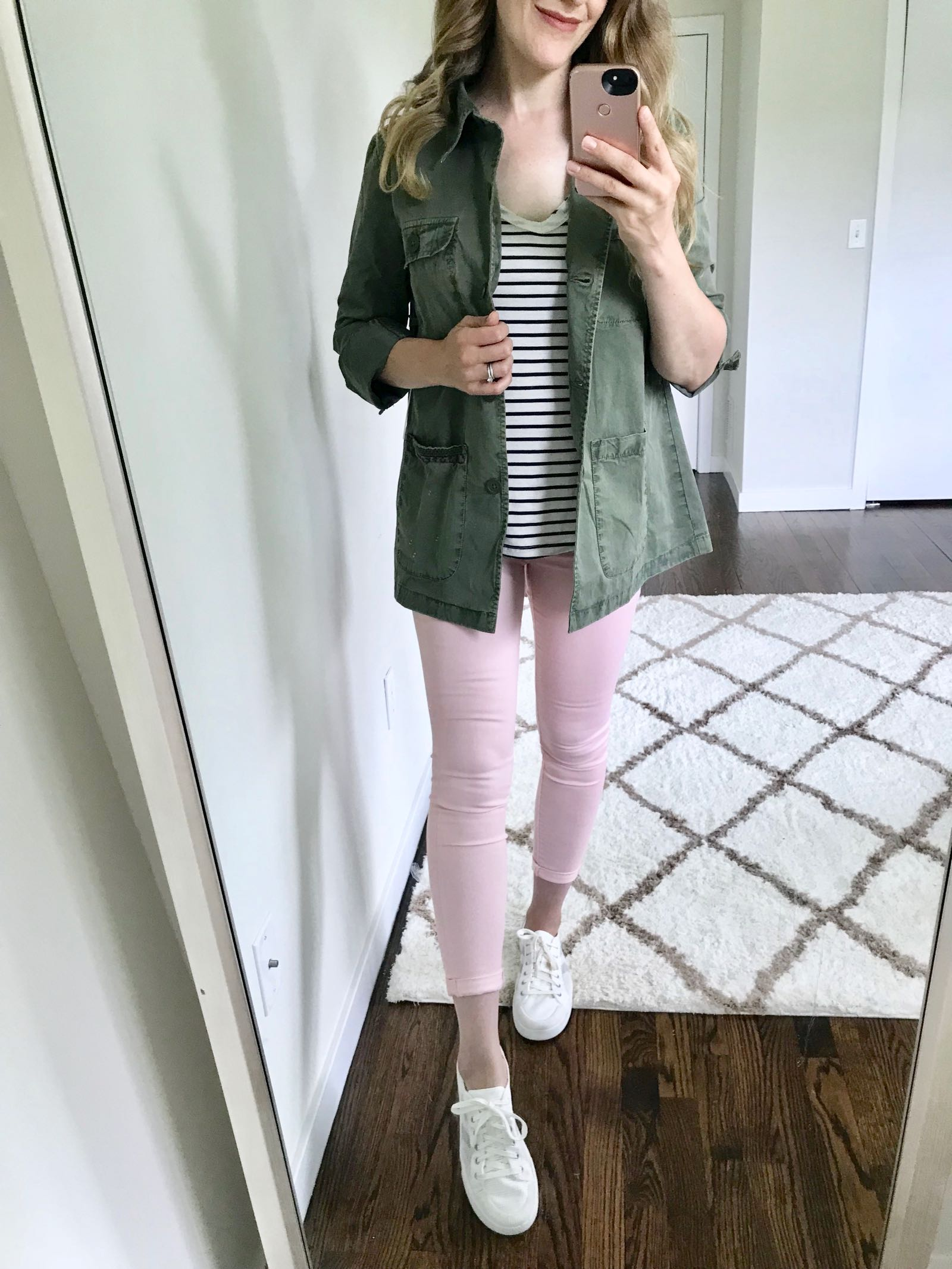 Time and Tru at Walmart has the cutest fashions under $20!
