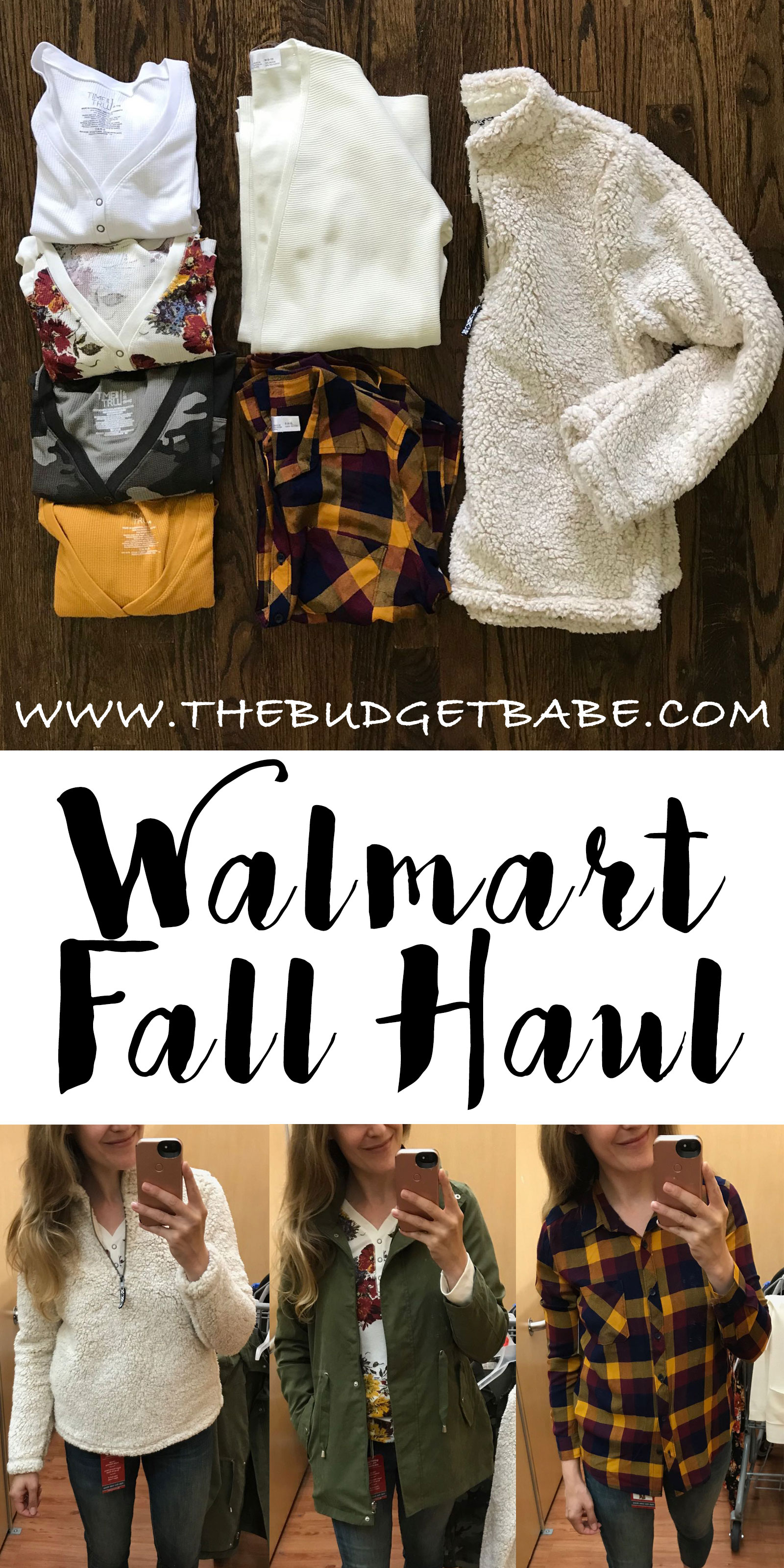 0ac3be020 Walmart Fashion Blog: The Best Picks for Fall 2018