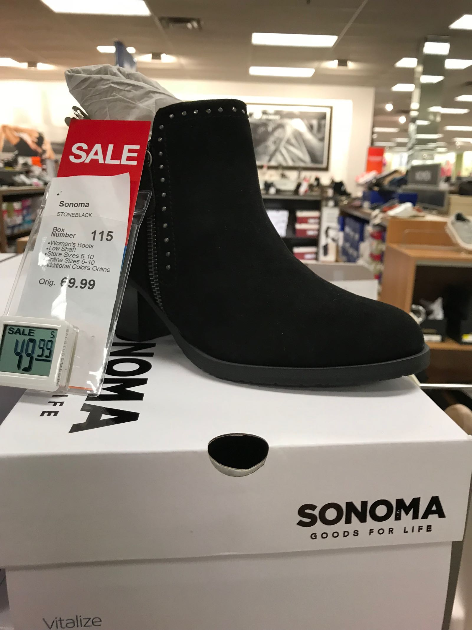 This blogger finds the cutest stuff at Kohl's - need these boots!