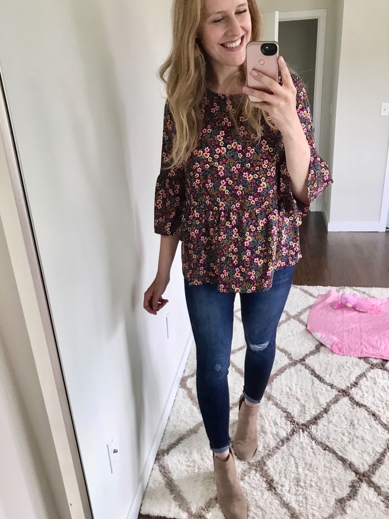 Love these casual fall outfits, all from Walmart!