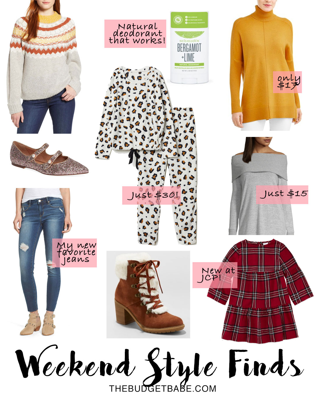 This blogger finds the cutest fashions under $40!