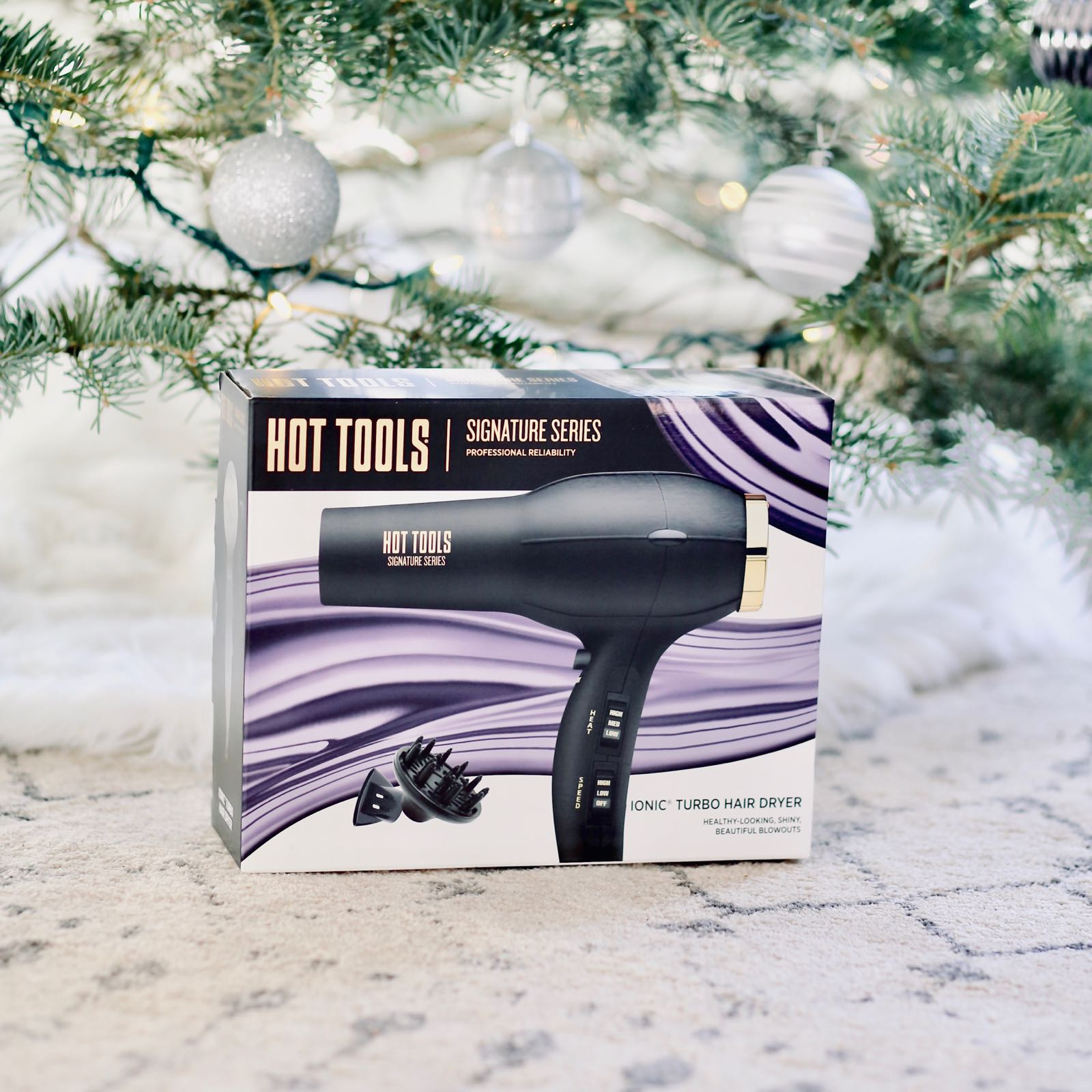 Hot Tools Signature Series blow dryer review - bookmarking this one!